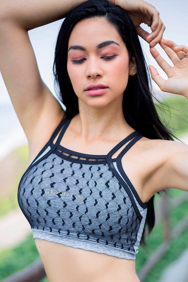 Ropa Deportiva Mujer, Quantum Sport Girl- top bella