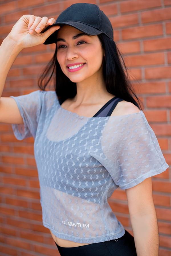 Ropa Deportiva Mujer, Quantum Sport Girl- camiseta cami