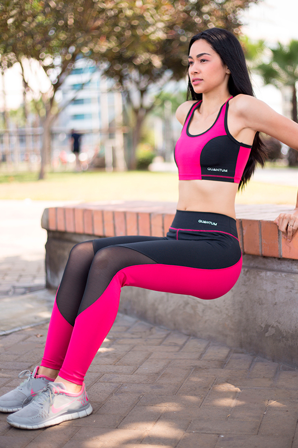 Ropa Deportiva Mujer, Quantum Sport Girl- conjunto tefi