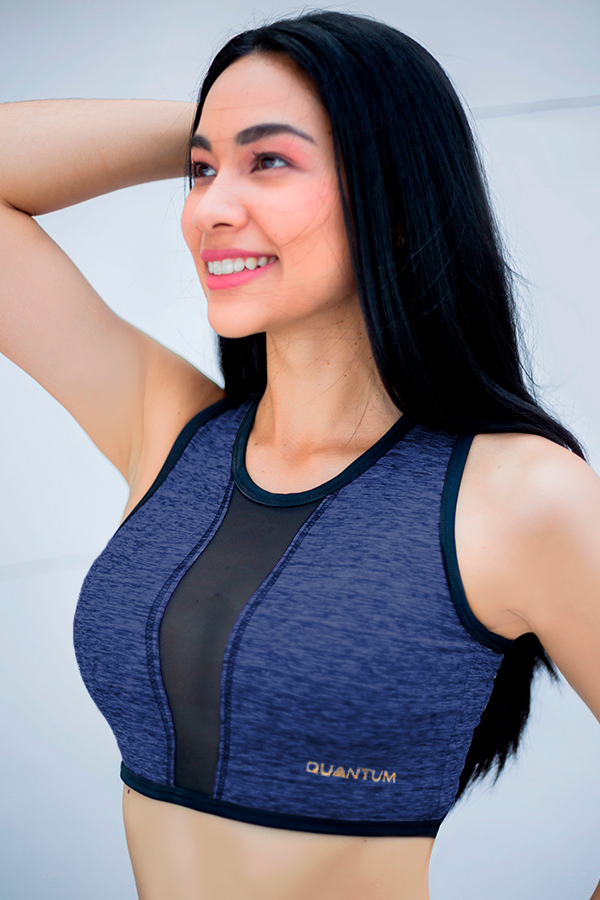 Ropa Deportiva Mujer, Quantum Sport Girl- Top brianna