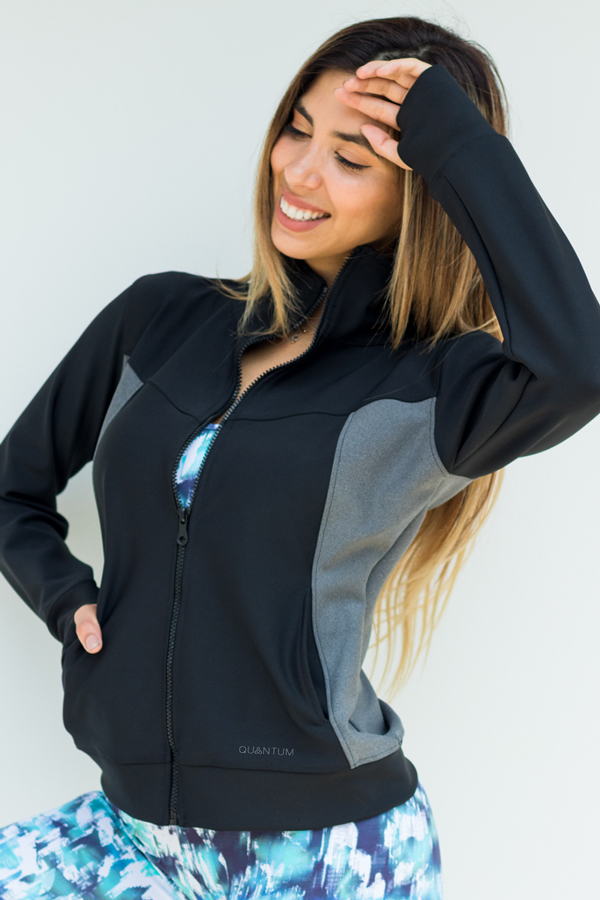 Ropa Deportiva Mujer, Quantum Sport Girl- casaca lady