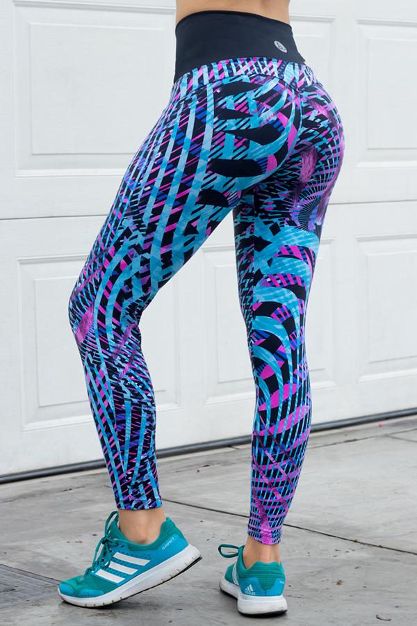 Ropa Deportiva Mujer, Quantum Sport Girl- leggins dulce
