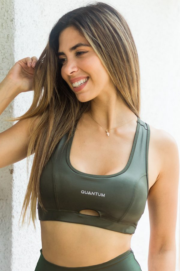 Ropa Deportiva Mujer, Quantum Sport Girl- top gisel