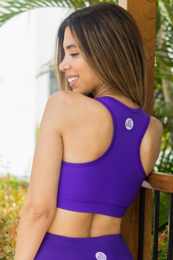 Ropa Deportiva Mujer, Quantum Sport Girl- top techi
